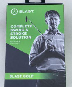 Blast Golf Swing & Stroke Analyzer